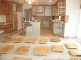 how to clean oak cabinets with tsp the thrifty home kitchen remodel painting cabinets
