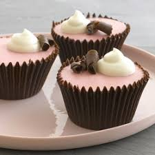 edible chocolate cups to buy chocolate cups with raspberry mousse tastespotting