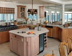 Corner Sinks For Kitchens by Traditional Kitchen Corner Sink Built In Appliances Wine Bar In