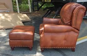 tilt back chair with ottoman tilt back chair or recliner chair design ideas