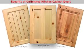 Unfinished Pine Cabinet Doors Unfinished Kitchen Cabinet Doors Best Way To Remodel Cabinet