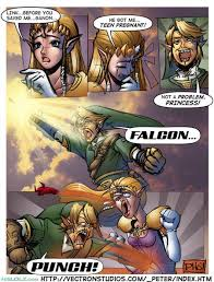 Falcon Punch Meme - falcon punch joke on suprise abortion really don t get it