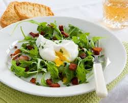 recettes cuisine marmiton recette salade lyonnaise facile rapide