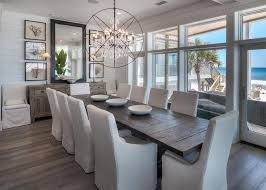 Top  Best Coastal Dining Rooms Ideas On Pinterest Beach - Large dining rooms