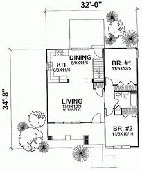 several small houses plan ideas for little family home