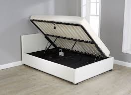 appealing diy lift up storage bed and best 25 ottoman bed ideas on