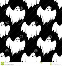 halloween clipart black background ghost halloween seamless pattern stock vector image 44296367