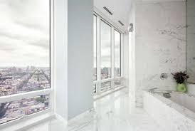 galleria bathroom marmi di carrara
