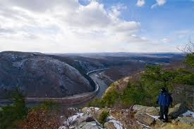 Delaware mountains images Mount tammany