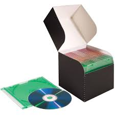 cd storage boxes and accessories