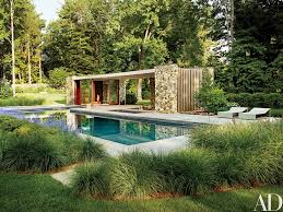 pool house tour a contemporary connecticut poolhouse architectural digest