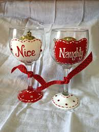painted wine glasses crafty pinterest wines glass and crafts
