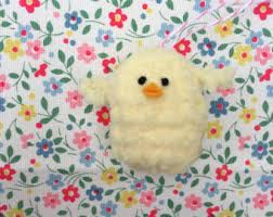 Easter Knitted Decorations by Easter Decorations Etsy