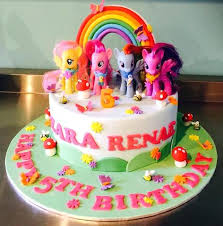 my pony birthday cake ideas my pony birthday cake ideas girl cakes by large cake ideas