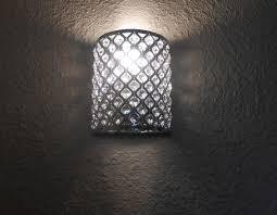 Fleur De Lis Wall Sconce Sconce Lighting Wall Light Concrete Sc105 Handmade Plug In Wall