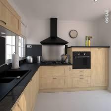 cuisine bois brut cuisine bois verni rustique modèle basilit bois verni kitchens