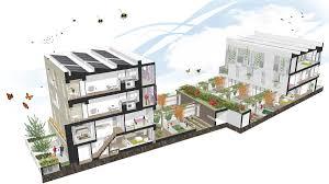 housing design vaudeville court u2014 levitt bernstein