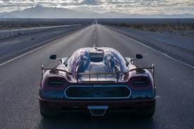 tron koenigsegg koenigsegg agera rs takes world u0027s quickest automotive crown with