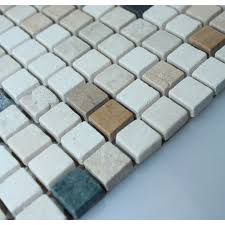Marble Mosaic Floor Tile Mosaic Tile Square Patterns Bathroom Wall Marble Kitchen