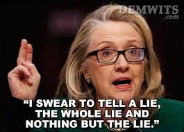 That Was A Lie Meme - 30 most funniest hillary clinton meme pictures and images