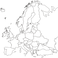 map of eurup outline map of europe worldatlas