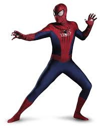 quality halloween costumes for adults amazon com disguise men u0027s marvel the amazing spider man