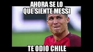Memes De Cristiano Ronaldo - facebook revisa los divertidos memes de la clasificaci祿n de chile