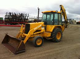 what is the best john deere 410b backhoe