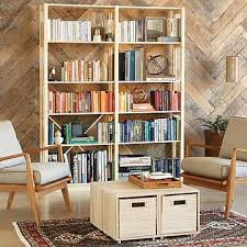 How To Build A Corner Bookcase Step By Step Shelves Shelving Storage Shelves U0026 Shelf Units The Container Store