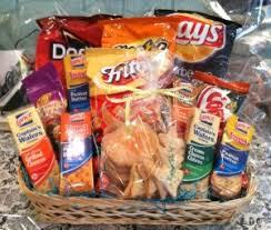 snack gift baskets snack basket sweet surprises