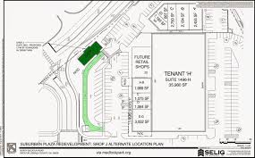 medlock area neighborhood association mana august 2014 august 2014 proposed location for a street facing starbucks and patio the starbucks building is highlighted in green the drive through with dashed