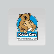Koala Change Table Koala Logo Decals Baby Changing Stations Koala Baby Care
