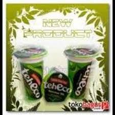 Teh Eco jual minuman teh eco oleh aji berkah di yogyakarta