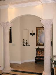 pillar designs for home interiors best pillar design in home images amazing house decorating ideas