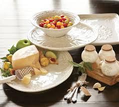 juliette oversized serving platters pottery barn