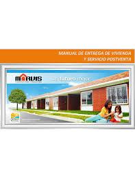 manual de entrega de vivienda el renacer del carmelo by proyectos