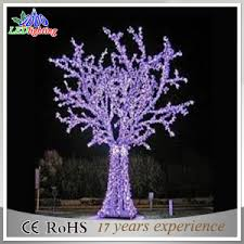 Christmas Garden Decorations by China Christmas Garden Decoration Led Copper Wire Lights Branch