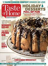 subscribe to our magazines taste of home