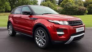 chrome range rover evoque used land rover range rover evoque 2 2 sd4 dynamic 3dr diesel