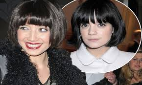 prohibition style hair daisy lowe s new look 1920s style hair bob looks a bit like lily