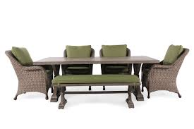 Mathis Brothers Patio Furniture by World Source Trinidad Rectangle Table Mathis Brothers Furniture
