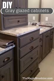 Black Glazed Kitchen Cabinets Best 25 Gauntlet Gray Ideas On Pinterest Living Room Paint