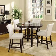 white counter height kitchen table and chairs brilliant ideas of the normal counter height dining tables also