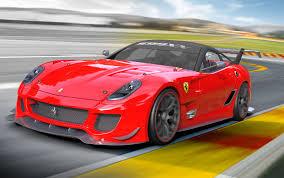 599xx evo price race car