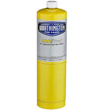 Gas Map Worthington Map Pro Disposable Gas Cylinder 400g Pack Of 12