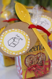1st birthday party favors orange 1st birthday party favors simple yellow personalized