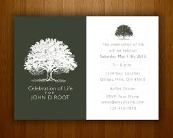 funeral invitation wording memorial announcements mourning card for memorial funeral