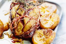 cuisiner magret de canard au miel magret canard roti recette plat noel gourmand