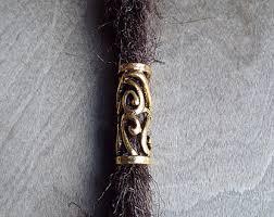 dreadlock accessories metal snake hair bead large dreadlock accessories dread