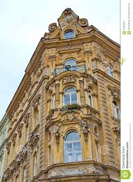 beauty of baroque architecture in prague stock photo image 59902052